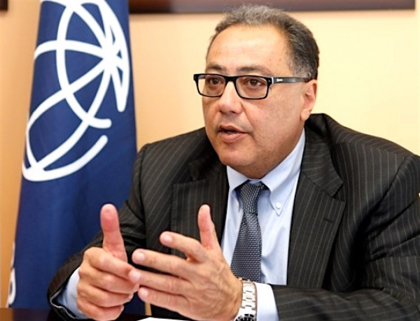 World Bank Africa Vice President Hafez Ghanem