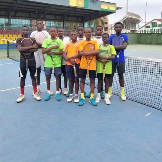 Ghana Tennis Youth