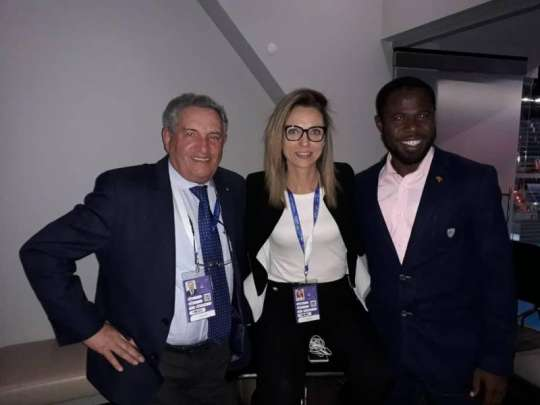Italy Fencing Federation To Receive Two Ghanaians Fencers