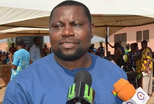 Mr Jonathan Teye Doku