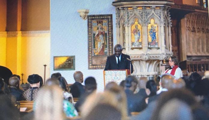 Junior Manuel Agogo Funeral Pictures