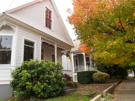 Porch love in Portland