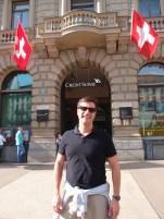 Mr. Credit Suisse, aka Pete