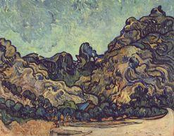 Van Gogh's 'Les Alpilles'