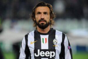 Andrea Pirlo  candidato per il Pallone d'oro