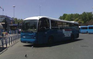 Capolinea Cotral Stazione Tiburtina