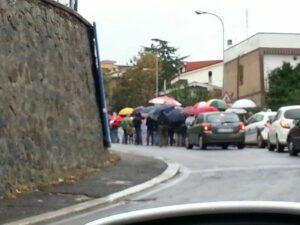 Manifestazione Monterotondo