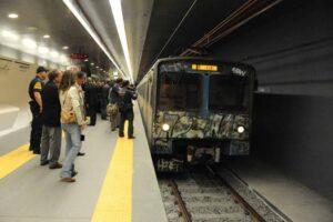 Inaugurazione metro B1 foto proto