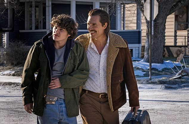 The French director Yann Demange has admitted that 'in many ways I bit off more than I can chew' in making White Boy Rick