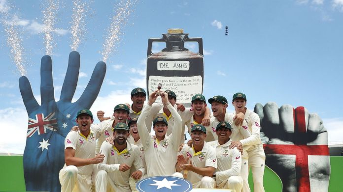 Australia England Ashes cricket 2018