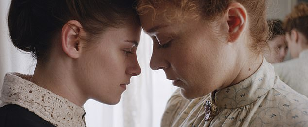 Whether all this is an accurate telling of the Lizzie Borden story I'm not sure, and I don't suppose the filmmakers can be sure either [File photo]