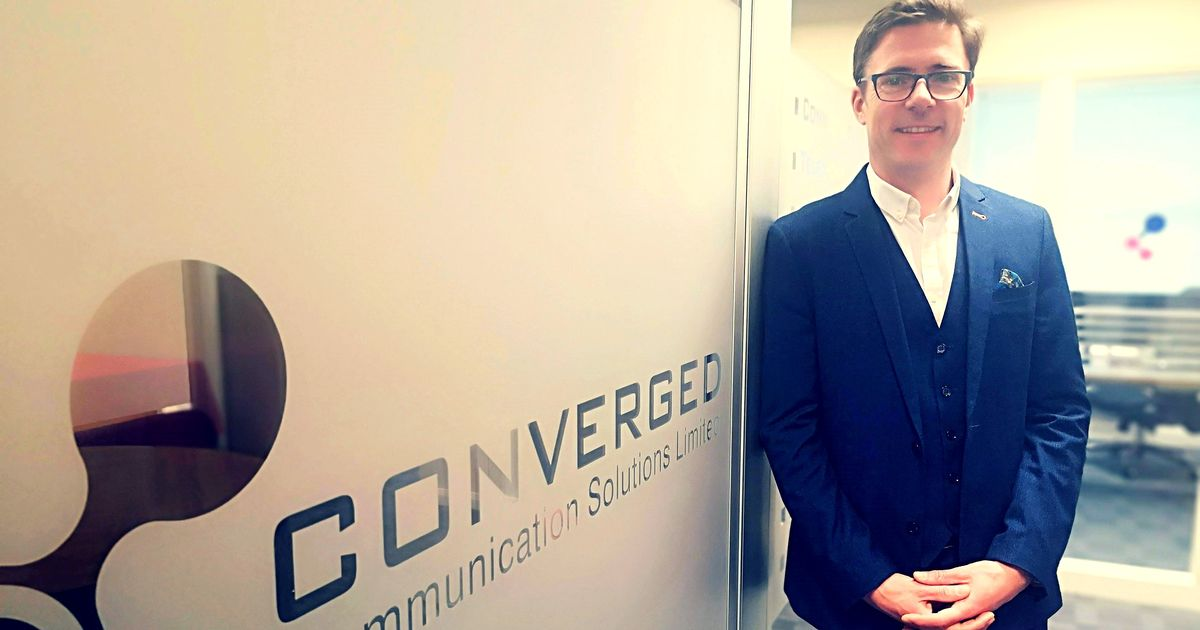 IT company Converged hires 'ethical hacker' as its chief