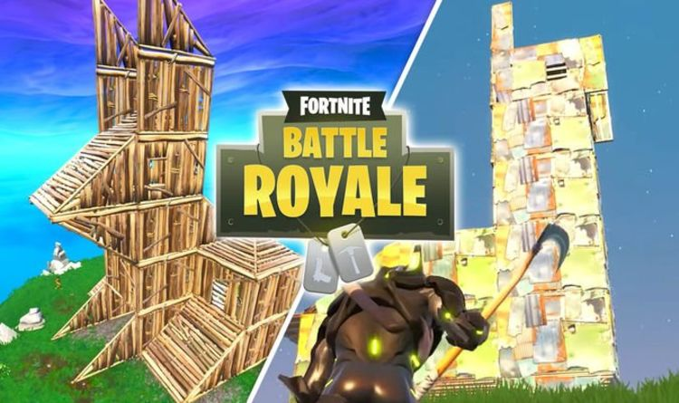 Fortnite Visit Wooden Rabbit Stone Pig And Metal Llama Week 6