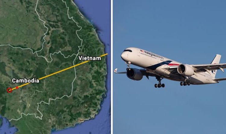 MH370 BOMBSHELL: Missing Malaysia Airlines plane landed in a 'secret