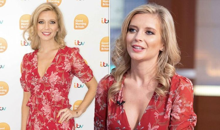 Rachel Riley: Countdown star struggles with MATHS on GMB as she