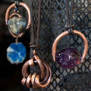 Handmade jewellery at Elisa & Janna