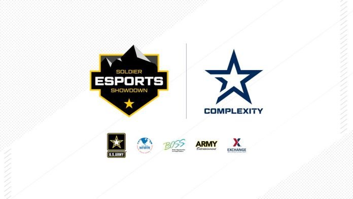 Complexity Gaming US Army partner