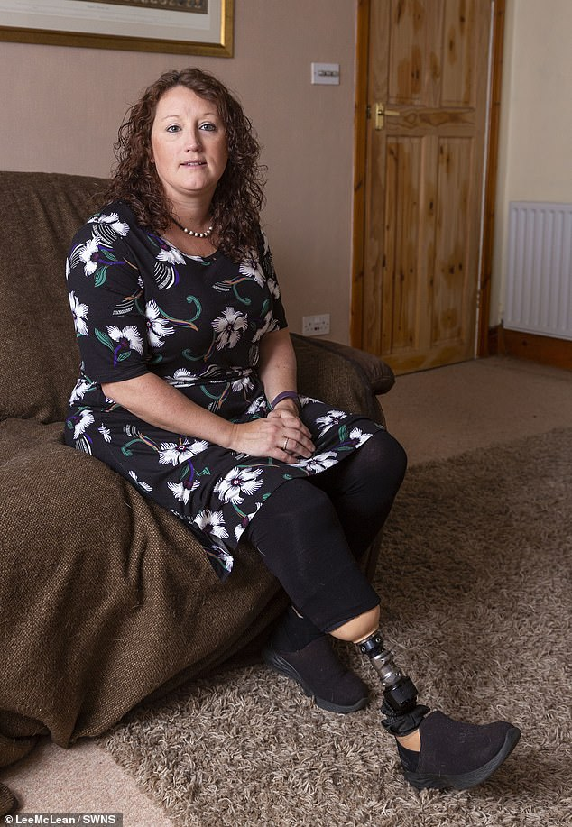 Mother begged a surgeon to remove her