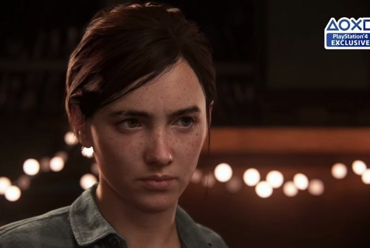 The Last of Us Part II - not a Christmas release