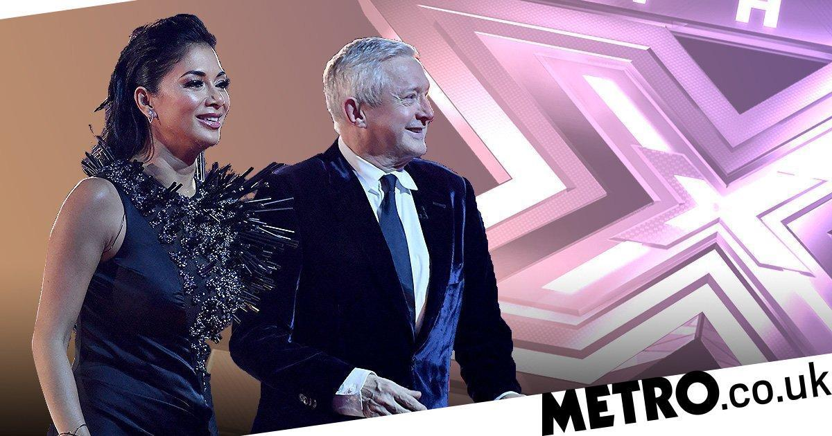 Louis Walsh and Nicole Scherzinger 'returning to X Factor as