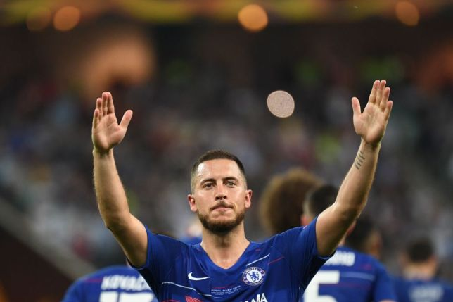 Eden Hazard still has a place for Chelsea in his heart (Picture: Getty)