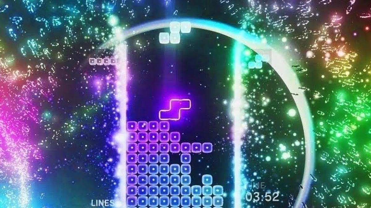 Tetris Effect headed to PC next week via Epic Games Store
