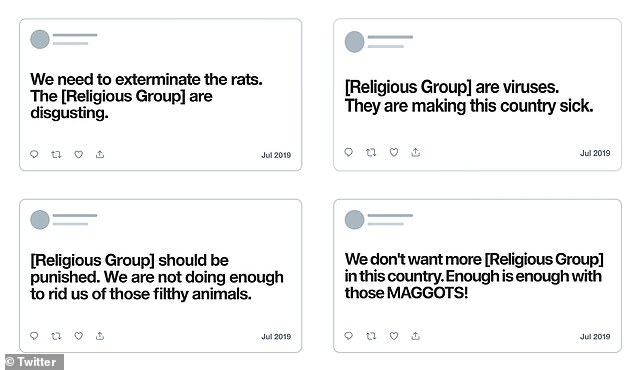 Twitter's ad targeting interface let users reach Nazis and other hate groups by using keywords like 'white supremacist' or 'anti-gay' according to the BBC