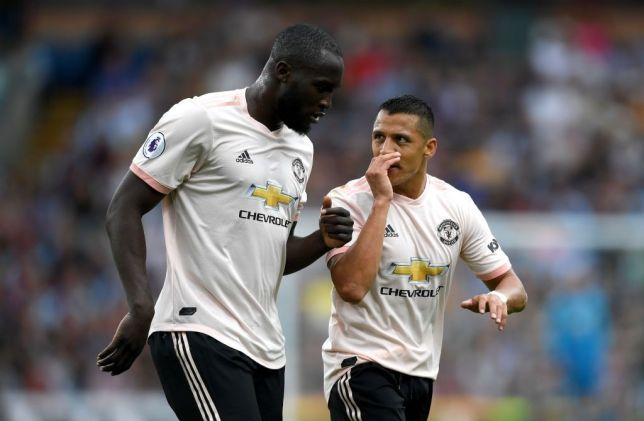 Romelu Lukaku has backed Alexis Sanchez's decision to leave Manchester United (Picture: Getty)