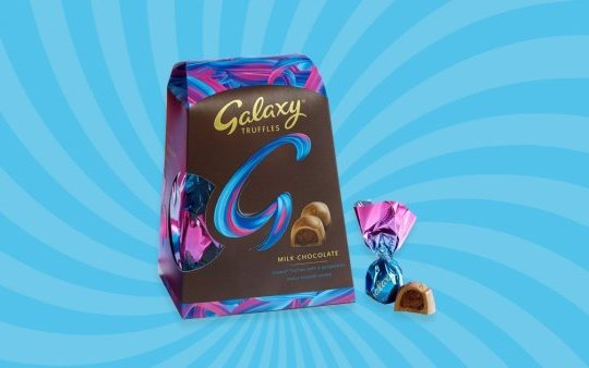 The Galaxy Truffles