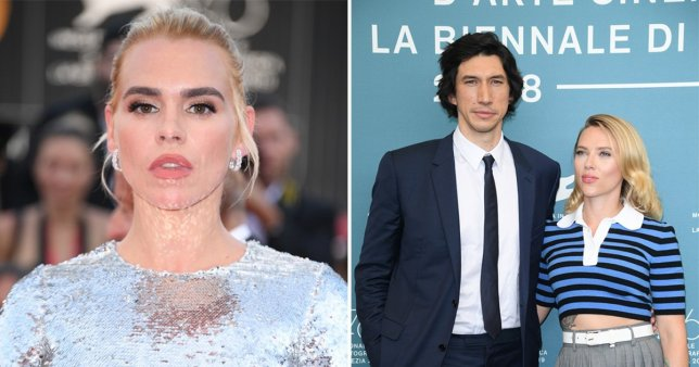 Billie plays a modern mum who falls in love with a traditionalist (Picture: Vittorio Zunino Celotto/GettyImages)