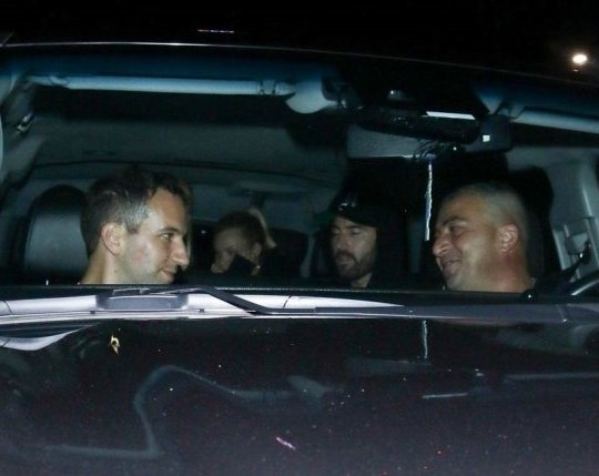 West Hollywood, CA - Brody Jenner and Josie Canseco leave Warwick nightclub in Hollywood. Pictured: Brody Jenner, Josie Canseco BACKGRID USA 14 AUGUST 2019 BYLINE MUST READ: Hollywood To You / BACKGRID USA: +1 310 798 9111 / usasales@backgrid.com UK: +44 208 344 2007 / uksales@backgrid.com *UK Clients - Pictures Containing Children Please Pixelate Face Prior To Publication*