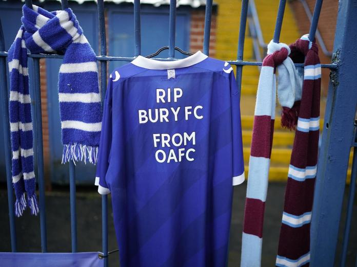 Bury: What next for League One club after expulsion from