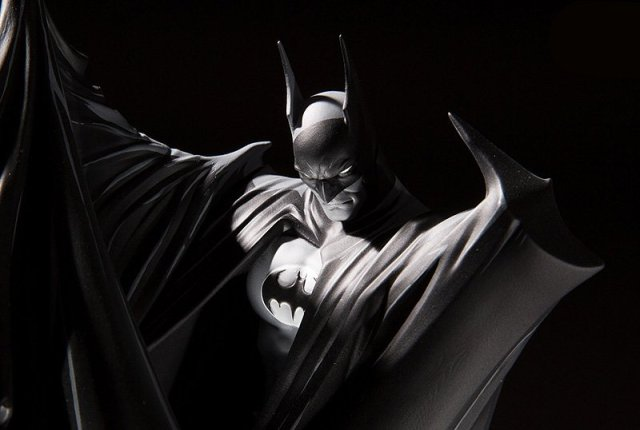 DC Collectibles' Jim Fletcher on the McFarlane Batman Statue