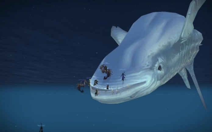 best sharks in video games wow