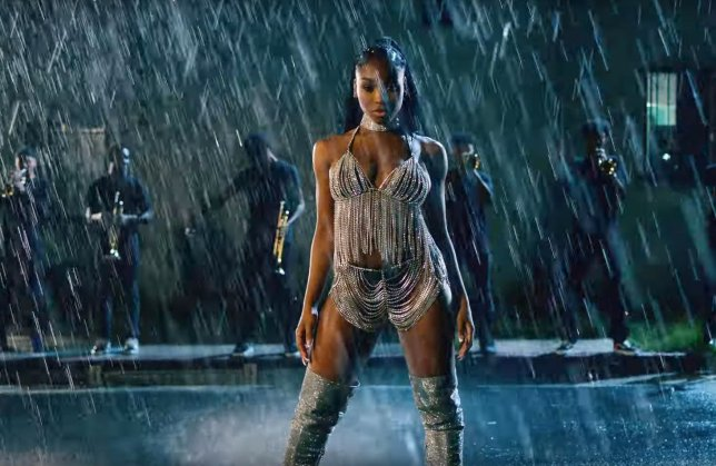 Normani came to slay in her Motivation music video