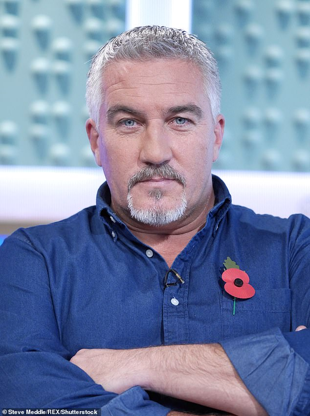 Relationship: Paul Hollywood has reportedly tried to win back his ex-girlfriend Summer Monteys-Fullam with a text message saying he still loves her