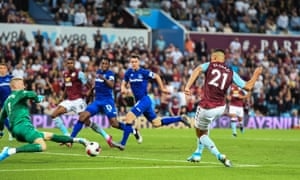 Anwar El Ghazi wraps up the win in stoppage time