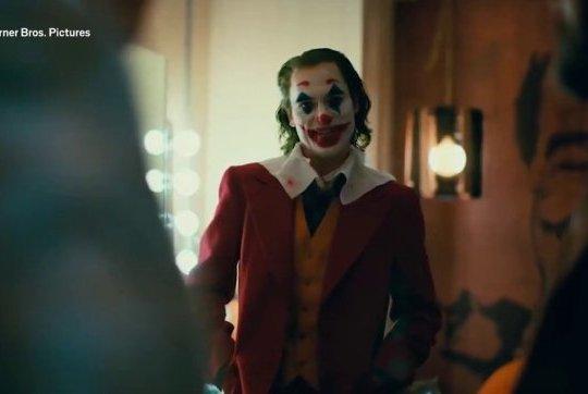 Joaquin Phoenix in new Joker trailer