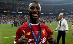 Naby Keita should face his former club.