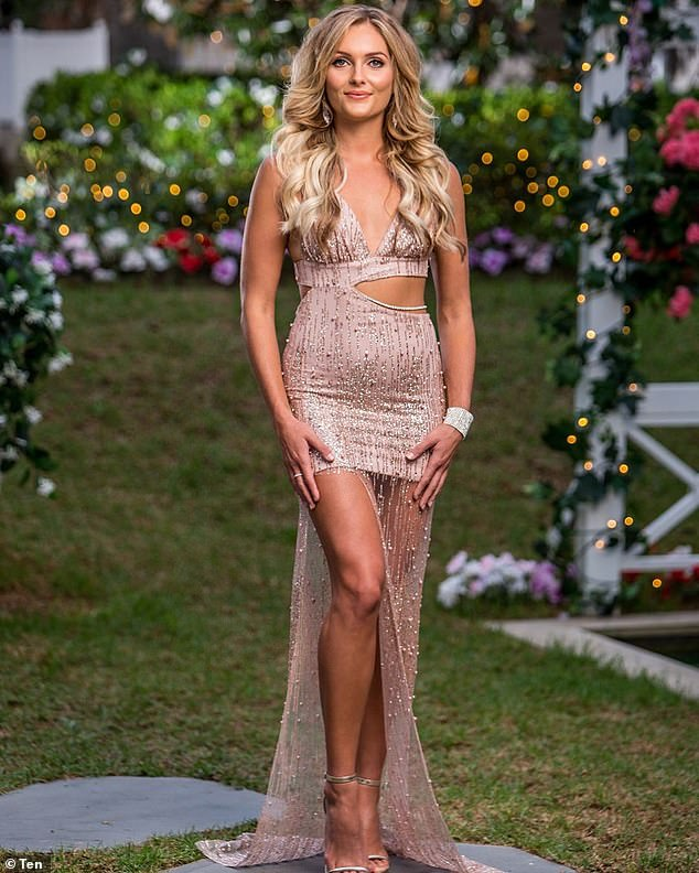 'I can't believe it's all over!'After the show, Nichole took to Instagram to reflect on her time in the Bachelor mansion