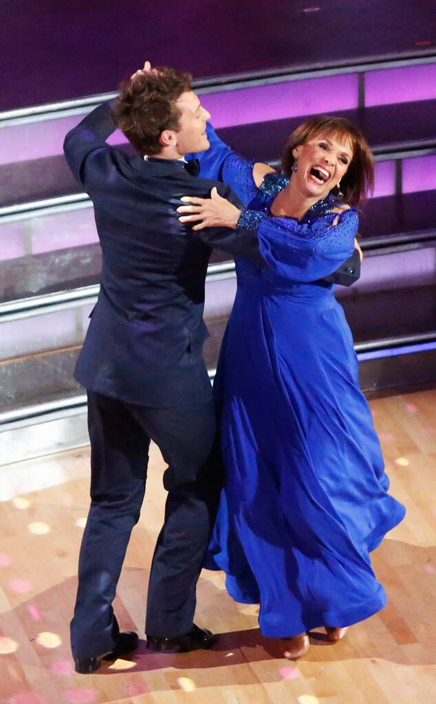 Dancing With The Stars, DWTS, Valerie Harper