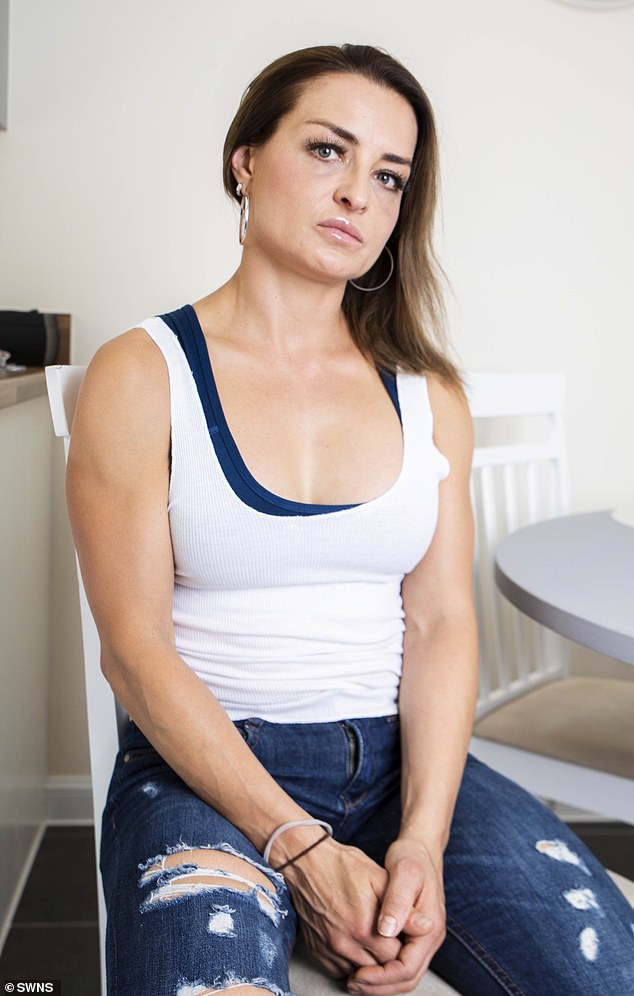 Doctors sent Ms Michalkova for tests to see if she was going through the menopause, and her heart palpitations were monitored. As breast implant illness took control of Ms Michalkova's life, she was forced to stop competing in 2018 and give up full time work as a personal trainer