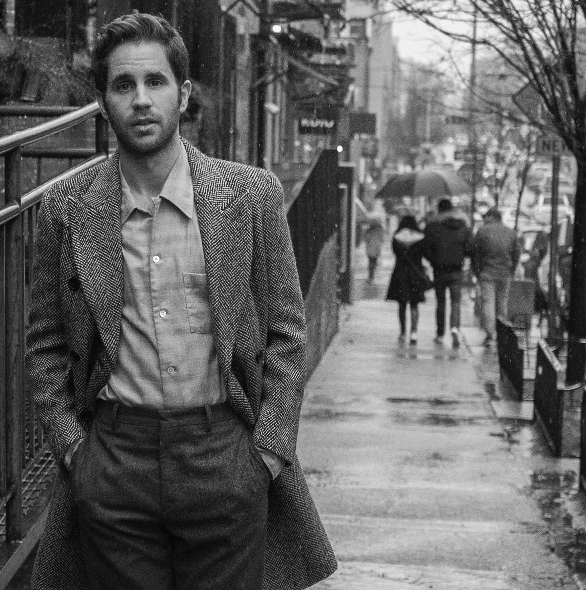 Ben Platt says he will be back performing in the UK at some point, which hopefully means more tales like the one when his parents used a McFlurry to bribe him to join in football practice