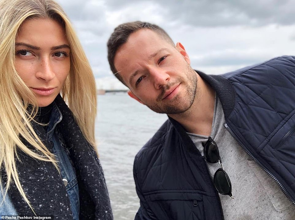 Newbies:Two new professional dancers are also new to the roster this season including married couple and ballroom dancing champs Pasha Pashkov and Daniella Karagach