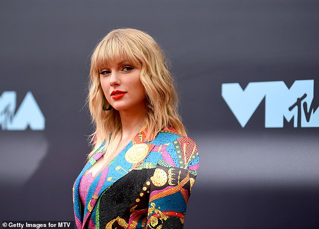 Ruling: The Blank Space hitmaker performed at last week's MTV VMA show in New Jersey, and also mopped up in terms of awards there