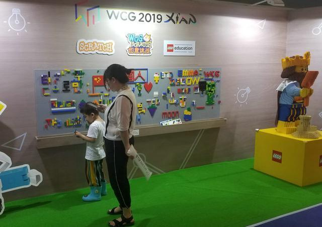 A Closer Look Inside the 2019 World Cyber Games in Xi'an