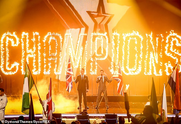 Back soon: Britain's Got Talent: The Champions continues on Saturday 7th September at 8pm on ITV