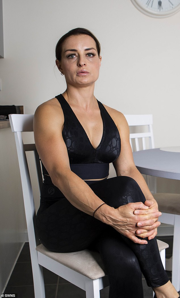 Ms Michalkova said her concerns were 'dismissed' and now her implants are 'killing' her