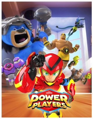 power-players-poster