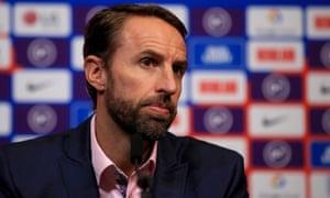 Gareth Southgate has his eyes on Euro 2020.